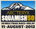 Squamish 50 mile ultra trail run